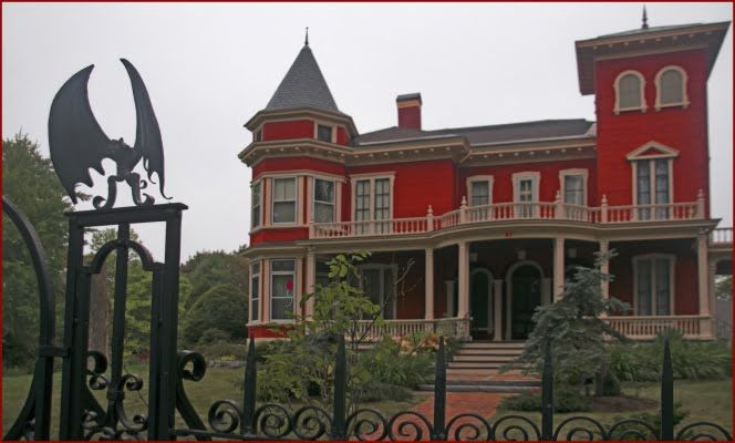 Stephen King's Home